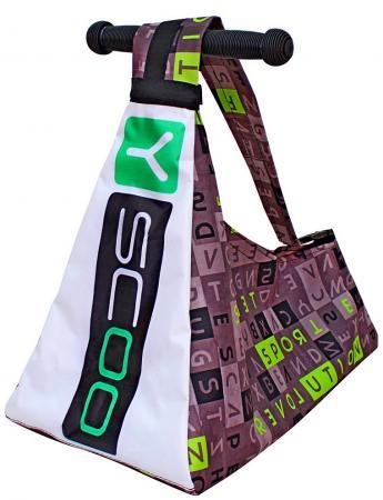 Сумка-чехол Y-SCOO Street Sport разноцветный