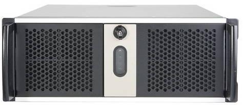 Серверный корпус 4U Chenbro RM41300-F2-U3 Без БП чёрный mf2300 f2