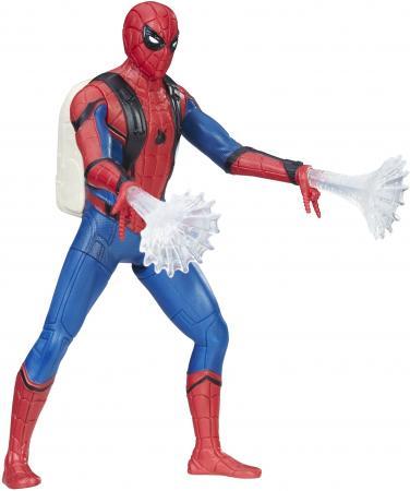 Фигурка Hasbro Человек-паук B9765 15 см hasbro kre o cityville вторжение строители hasbro