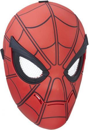 Маска HASBRO Человек-паук: Возвращение домой B9695 маска супергероя человек паук