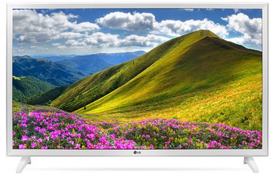 """Телевизор 32"""" LG 32LJ519U белый 1366x768 50 Гц USB"""