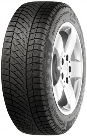Шина Continental ContiVikingContact 6 235/45 R17 97T XL зимняя шина continental contivikingcontact 6 185 60 r14 82t