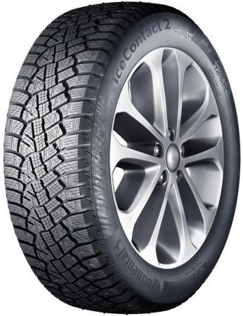 Шина Continental ContiIceContact 2 KD 225/60 R18 104T XL зимняя шина continental contivikingcontact 6 185 60 r14 82t