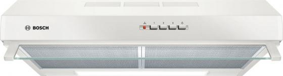 Вытяжка подвесная Bosch DUL63CC20 белый вытяжка подвесная bosch dul62fa50