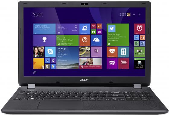 Ноутбук Acer Extensa EX2519-C08K 15.6 1366x768 Intel Celeron-N3060 500 Gb 2Gb Intel HD Graphics 400 черный Linux NX.EFAER.050 ноутбук acer extensa ex2519 c2t9 intel celeron n3060 1600 mhz 15 6 1366x768 4096mb 500gb hdd dvd нет intel® hd graphics 400 wifi linux