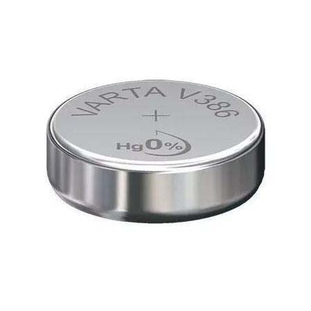 Батарейка Varta 386 WATCH SR43 1 шт цена