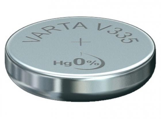 Батарейка Varta 335 WATCH 1 шт батарейка varta 6231 v28pxl 1 шт
