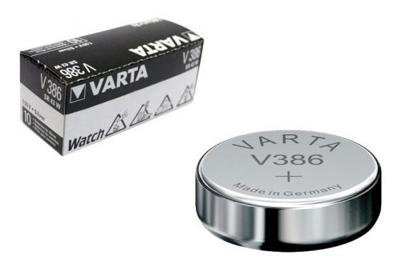 Батарейка Varta 301 WATCH SR43 1 шт