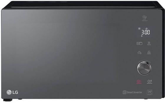 Микроволновая печь LG MB65W65DIR 1000 Вт чёрный