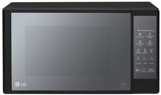 Микроволновая печь LG MW20R46DARB 700 Вт чёрный