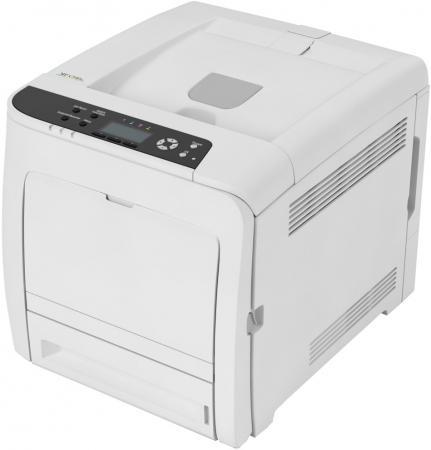Принтер Ricoh Aficio SP C340DN цветной A4 25ppm 1200x1200dpi RJ-45 USB 916916/407884 цветной лазерный принтер ricoh sp c340dn 916916