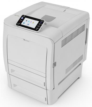Принтер Ricoh Aficio SP C342DN цветной A4 25ppm 1200x1200dpi RJ-45 USB 916917 цветной лазерный принтер ricoh aficio spc440dn 407774