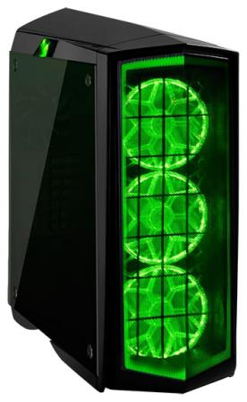 все цены на  Корпус ATX SilverStone Primera Без БП чёрный SST-PM01B-RGB  онлайн