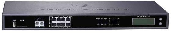АТС IP Grandstream UCM6208 8xFXO 2xFXS NAT 2xGbLAN PoE+ at29c010a 12jc plcc 32