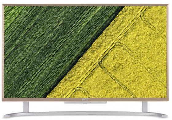 "все цены на  Моноблок 21.5"" Acer Aspire C22-720 1920 x 1080 Intel Pentium-J3710 4Gb 500Gb Intel HD Graphics 405 Windows 10 Home золотистый DQ.B7CER.006  онлайн"
