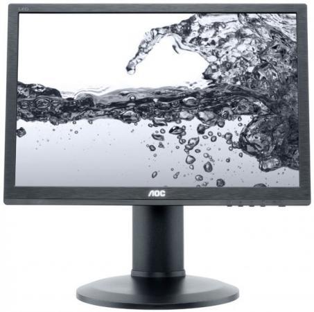 """все цены на Монитор 19"""" AOC I960PRDA черный IPS 1280x1024 250 cd/m^2 5 ms DVI VGA Аудио"""