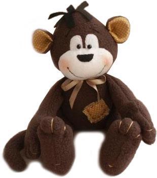 Набор для создания игрушки Ваниль Monkey story MN001 набор для объемного 3д рисования feizerg fsp 001 фиолетовый