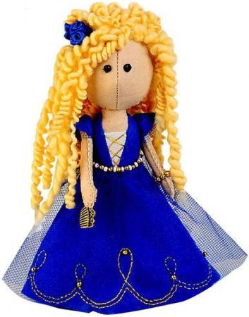 Набор для создания игрушки Перловка Златовласка ПФ-1208 набор для создания игрушки перловка счастливый ёжик от 6 лет пфзд 1005