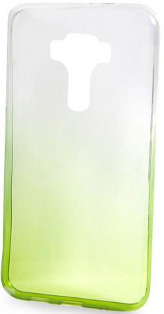 """цена на Крышка задняя IQ Format для ASUS Zenfone 3 ZE520KL 5.2"""" зеленый 4627104429252"""