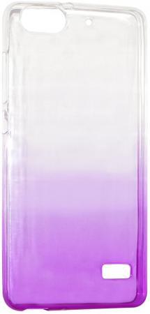 Крышка задняя IQ Format для Huawei 4C фиолетовый 4627104426961 крышка задняя iq format для nokia 950 зеленый 4627104426336