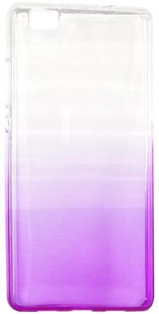 Крышка задняя IQ Format для Huawei P8 Lite фиолетовый 4627104426237 недорго, оригинальная цена