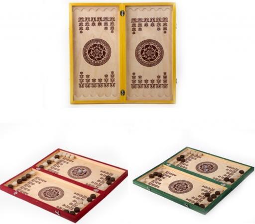 Настольная игра нарды Шахматы Нарды малые в ассортименте В-4 нарды хохлома