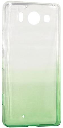Крышка задняя IQ Format для Nokia 950 зеленый 4627104426336 крышка задняя iq format для nokia 950 зеленый 4627104426336