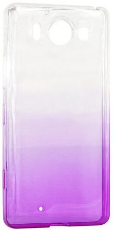 Крышка задняя IQ Format для Nokia 950 фиолетовый 4627104426176