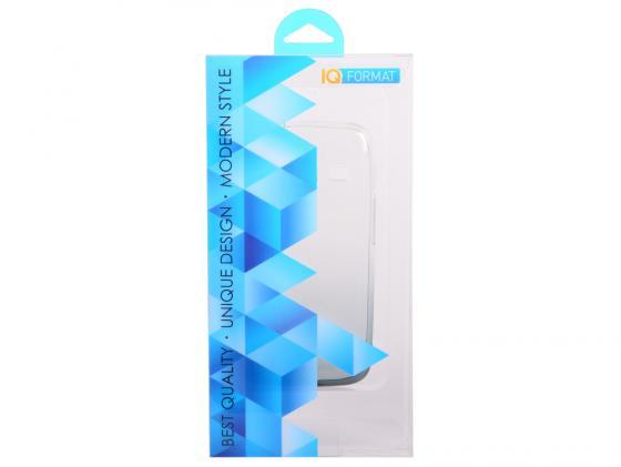 Крышка задняя IQ Format для Samsung Galaxy J1 mini/J105F серый 4627104429290