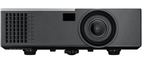 Проектор DELL 1550 1024x768 3800 люмен 2200:1 черный 1550-4671 проектор optoma x340 1024x768 3100 люмен 22000 1 черный