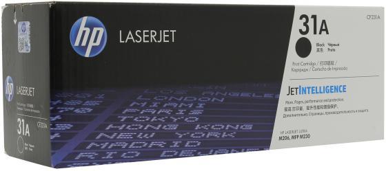 Фото - Картридж HP 31A CF231A для HP LaserJet Ultra M230sdn черный блузка женская oodji ultra цвет коричневый терракотовый 14201014 14675 3731e размер xxs 40
