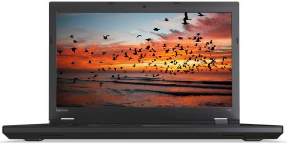 Ноутбук Lenovo ThinkPad L570 15.6 1366x768 Intel Core i3-7100U 500 Gb 4Gb Intel HD Graphics 620 черный DOS ноутбук lenovo thinkpad x270 20hn0069rt i3 7100u 2 4 4gb 1000gb 13 3 hd hd graphics 620 dos black