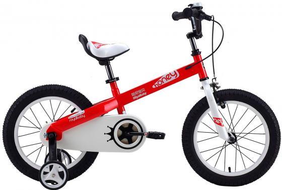 """Велосипед двухколёсный Royal baby RB18-15 Honey 18"""" красный"""