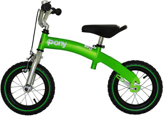"""Велосипед двухколёсный Royal baby Pony (2 в 1) RB14B-4 14"""" зеленый"""