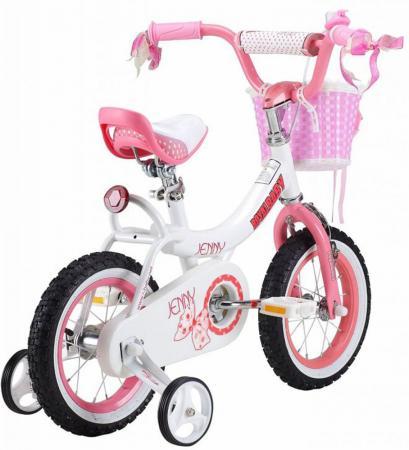 """Велосипед двухколёсный Royal baby Princess Jenny Girl Bike 18"""" розовый"""