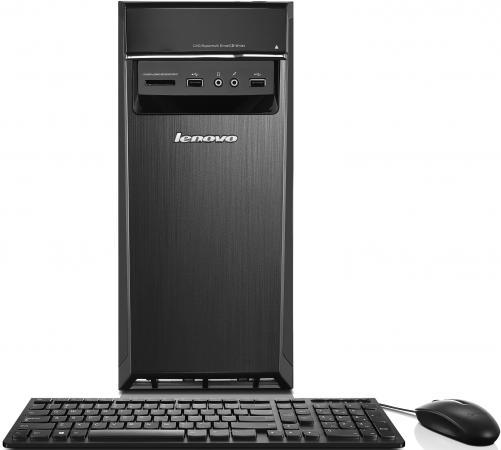 Системный блок Lenovo IdeaCentre 300-20IBR J3060 1.6GHz 2Gb 1Tb Intel HD Win10 черный 90DN003QRS системный блок