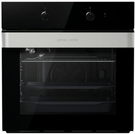 Электрический шкаф Gorenje BO617ORA черный электрический шкаф gorenje bo658orab черный