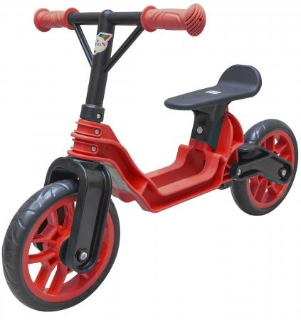 Беговел двухколёсный ORION TOYS Байк 12 красный 503 экономичность и энергоемкость городского транспорта