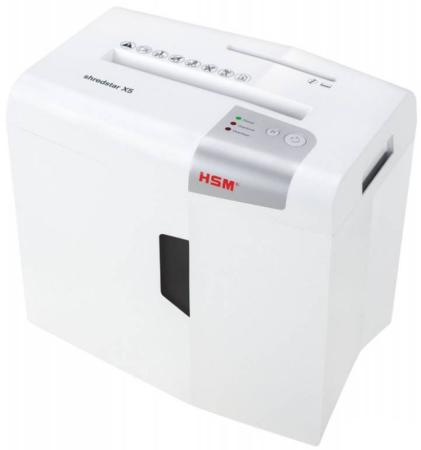 цена Уничтожитель бумаг HSM ShredStar X5-4.5x30 6лст 18лтр 1043121 онлайн в 2017 году