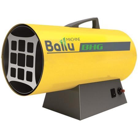 Тепловая пушка газовая BALLU BHG-40 чёрный желтый