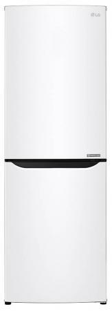 Холодильник LG GA-B389SQCZ белый холодильник lg ga b499zvsp silver