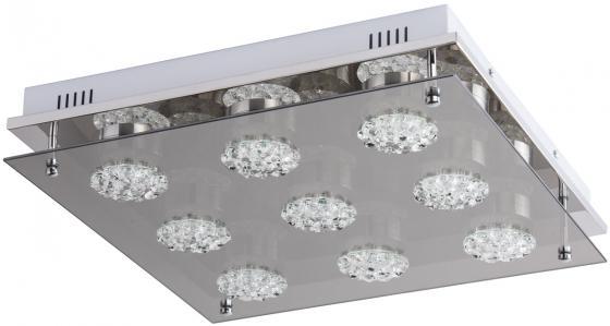 Потолочный светодиодный светильник с пультом ДУ MW-Light Граффити 19 678012009 mw light накладной светильник граффити