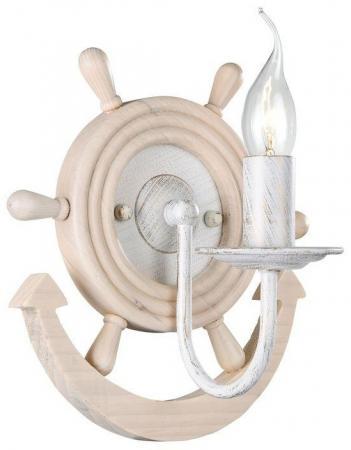 Бра Maytoni Frigate ARM624-01-W люстра maytoni frigate arm624 06 w