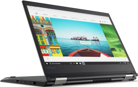 Ноутбук Lenovo ThinkPad Yoga 37 13.3 1920x1080 Intel Core i7-7500U SSD 512 8Gb 4G 3G Intel HD Graphics 620 черный Windows 10 Professional 20JH002RRT ноутбук lenovo thinkpad l450 core i5 5200u 8gb ssd180gb intel hd graphics 5500 14 черный