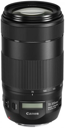 Объектив Canon EF IS II USM 70-300мм f/4-5.6L 0571C005 объектив canon ef s 10 22 mm f 3 5 4 5 usm