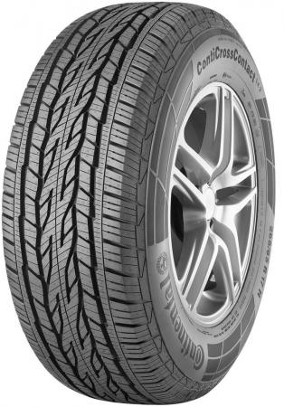 Шина Continental ContiCrossContact LX2 FR 255/70 R16 111T continental contipremiumcontact 5 205 60 r16 92v