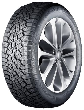 Шина Continental IceContact 2 FR SSR KD 225/50 R17 94T шина continental contivikingcontact 6 225 45 r17 94t