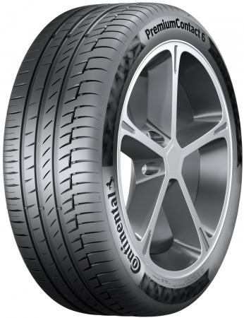 Шина Continental PremiumContact 6 FR 205/50 R17 89V зимняя шина continental contivikingcontact 6 185 60 r14 82t
