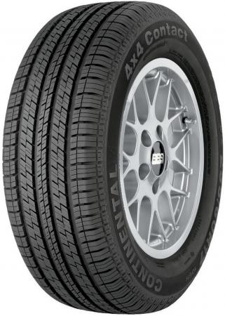 Шина Continental Conti4x4Contact MO TL FR ML 265/60 R18 110H звиревич в цицерон