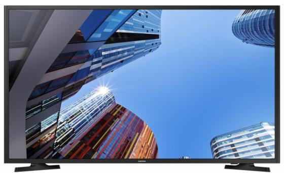 Телевизор 49 Samsung UE49M5000AUXRU черный 1920x1080 100 Гц USB телевизор samsung ue65mu6300ux черный